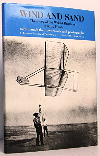 9780810909182: Wind and Sand: The Story of the Wright Brothers at Kitty Hawk