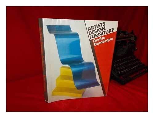 Artists Design Furniture: Domergue, Denise