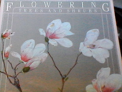 Flowering Trees And Shrubs - The Botanical Paintings Of Esther Heins: Leet, Judith With Peter Del ...