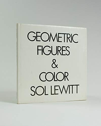 Geometric figures & color: Lewitt, Sol
