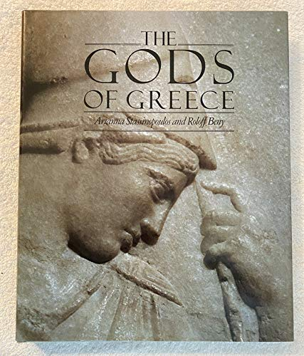 9780810909588: The Gods of Greece: Journey into Olympus