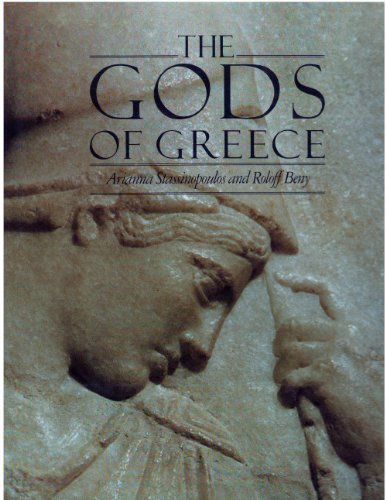 9780810909588: The Gods of Greece
