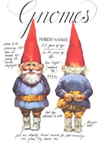 9780810909656: Gnomes