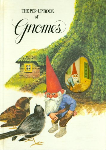 9780810909663: The Pop-Up Book of Gnomes