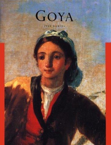 9780810909922: Masters of Art: Goya