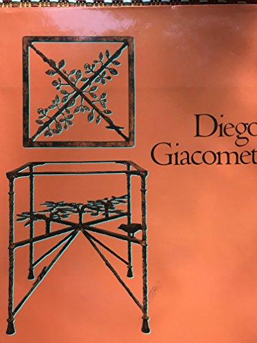 Diego Giacometti: Marchesseau, Daniel