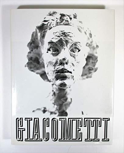 9780810909991: Alberto Giacometti