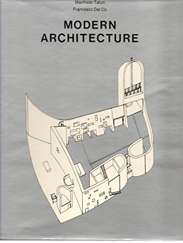9780810910065: Modern Architecture (History of World Architecture) (English and Italian Edition)