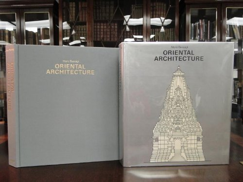 9780810910164: Oriental Architecture (History of World Architecture)