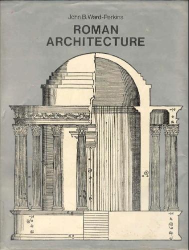 9780810910225: Roman Architecture (History of World Architecture)