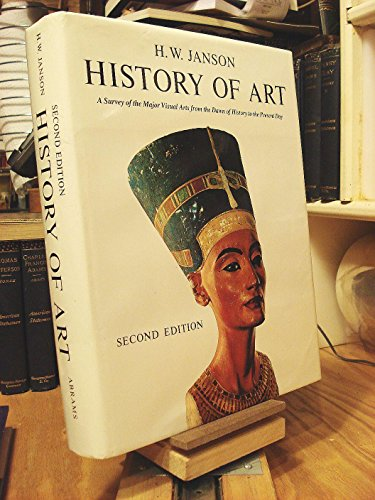 9780810910522: History of Art: A survey of the major visual arts from the dawn of history to the present day