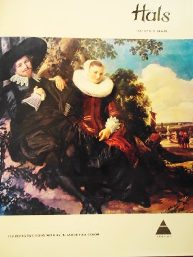 9780810910553: Frans Hals (Library of Great Painters)