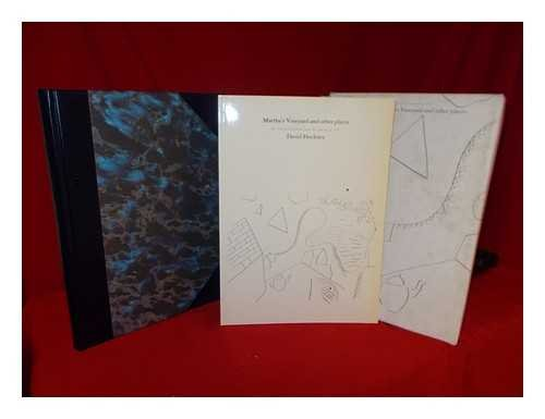 9780810910867: Martha's Vineyard and Other Places: My Third Sketchbook from the Summer of 1982 (Abrams Facsimile Reproduction Sketchbook Series)