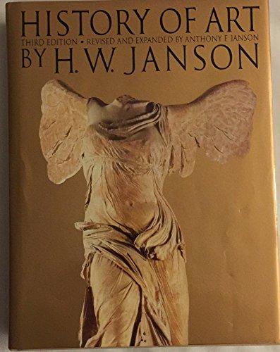 History of Art: Janson, Anthony F.