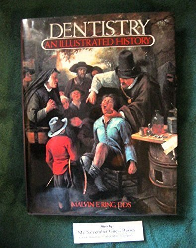 9780810911000: Dentistry: An Illustrated History