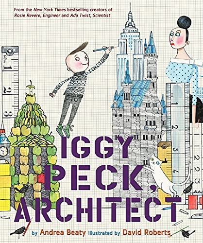 9780810911062: Iggy Peck, Architect