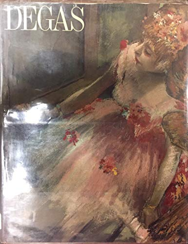 Degas (0810911426) by Andrew Forge; Robert Gordon