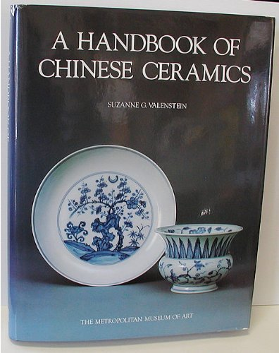 9780810911703: A Handbook of Chinese Ceramics