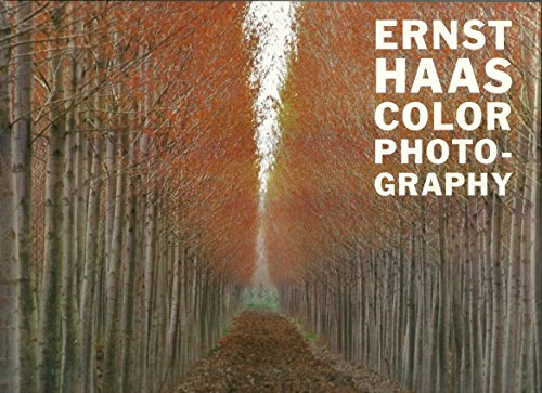 9780810911734: Ernst Haas Color Photography