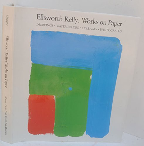 Ellsworth Kelly: Works on Paper: Upright, Diane
