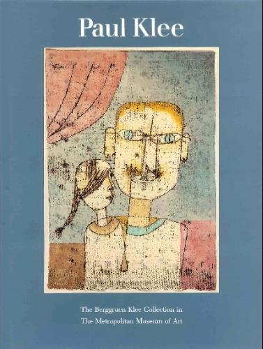 9780810912151: Paul Klee: Ninety Works from the Heinz Berggruen Collection, Metropolitan Museum of Art