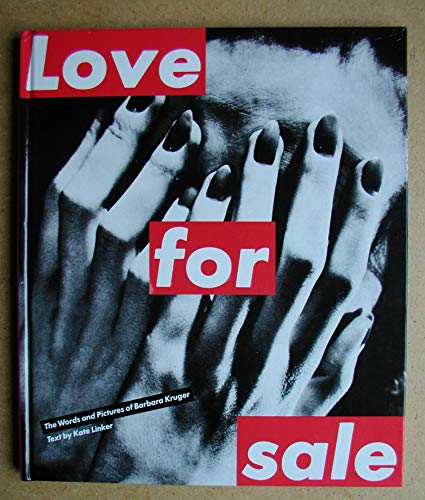 9780810912199: Love for Sale: Words and Pictures of Barbara Kruger