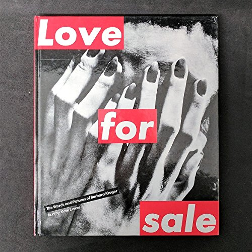 9780810912199: Love for Sale: The Words and Pictures of Barbara Kruger