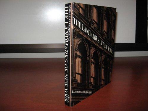 9780810912700: The Landmarks of New York