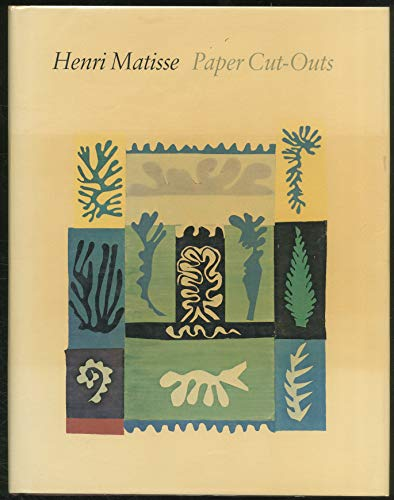 9780810913011: Henri Matisse paper cut-outs: National Gallery of Art color slide program