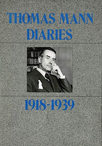 9780810913042: Diaries, 1918-1939
