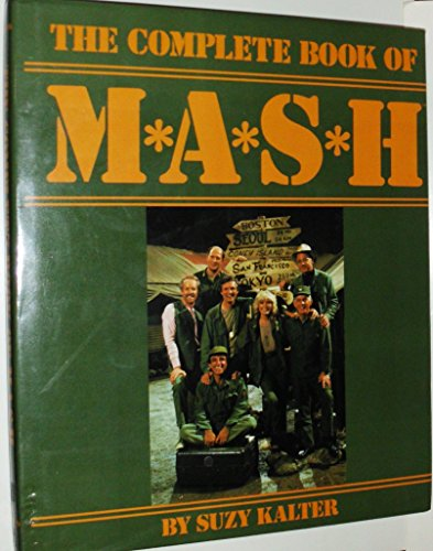9780810913196: Complete Book of M*A*S*H