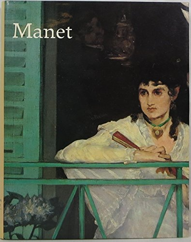 9780810913462: Manet, 1832-1883
