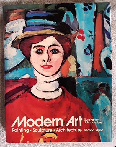 9780810913493: Modern art: Painting, sculpture, architecture