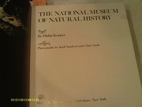 The National Museum of Natural History [Oct: Philip Kopper; Kjell