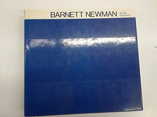 9780810913608: BARNETT NEWMAN (Hors Diffusion)