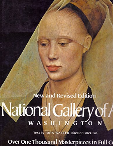 National Gallery of Art: Washington.; Foreword by J. Carter Brown