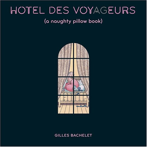 9780810913950: Hotel Des Voyageurs: A Naughty Pillow Book