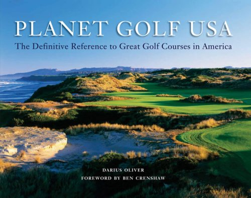 9780810914377: Planet Golf USA: The Definitive Reference to Great Golf Courses in America
