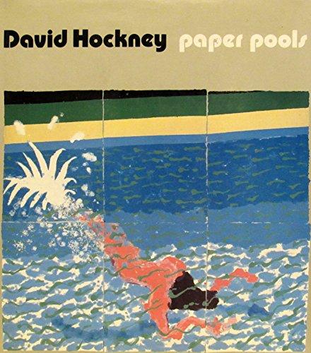 9780810914612: DAVID HOCKNEY: PAPER POOLS.