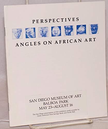 Perspectives: Angles on African Art: James Baldwin, David