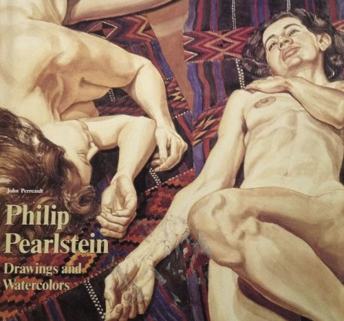9780810914964: Philip Pearlstein: Drawings and Watercolors