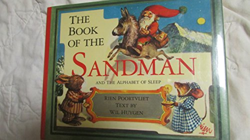 9780810915244: The Book of the Sandman and the Alphabet of Sleep