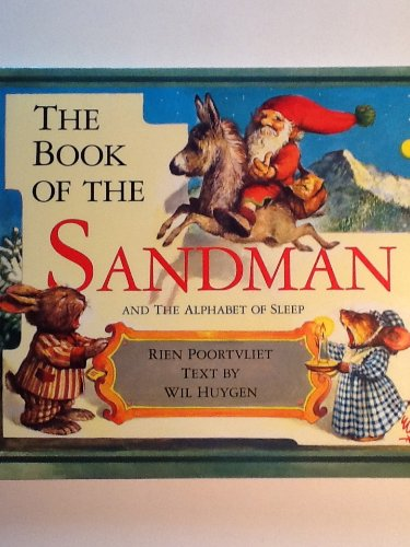 The Book of the Sandman And the Alphabet of Sleep (orig.) Het Boek Van Klaas Vaak En Het ABC Van ...