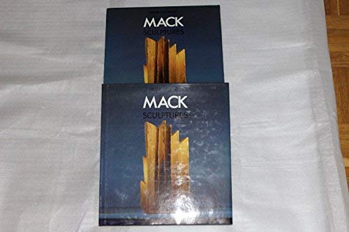 9780810915381: Mack: Sculptures, 1953-1986