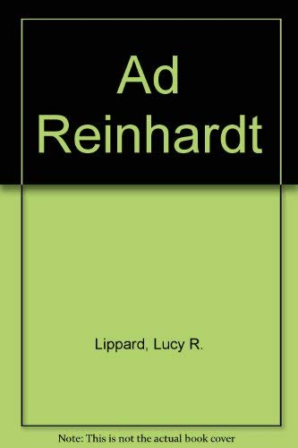 9780810915541: Ad Reinhardt