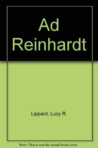 Ad Reinhardt: Lippard, Lucy R.