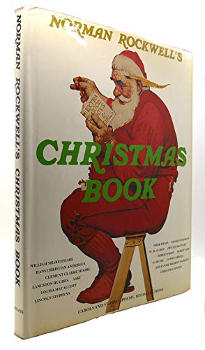 9780810915701: Norman Rockwell's Christmas Book