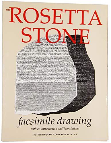 9780810915725: The Rosetta Stone