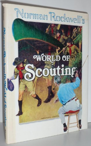 9780810915824: Norman Rockwell's World of Scouting