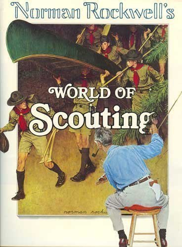 Norman Rockwell's World of Scouting: William Hillcourt